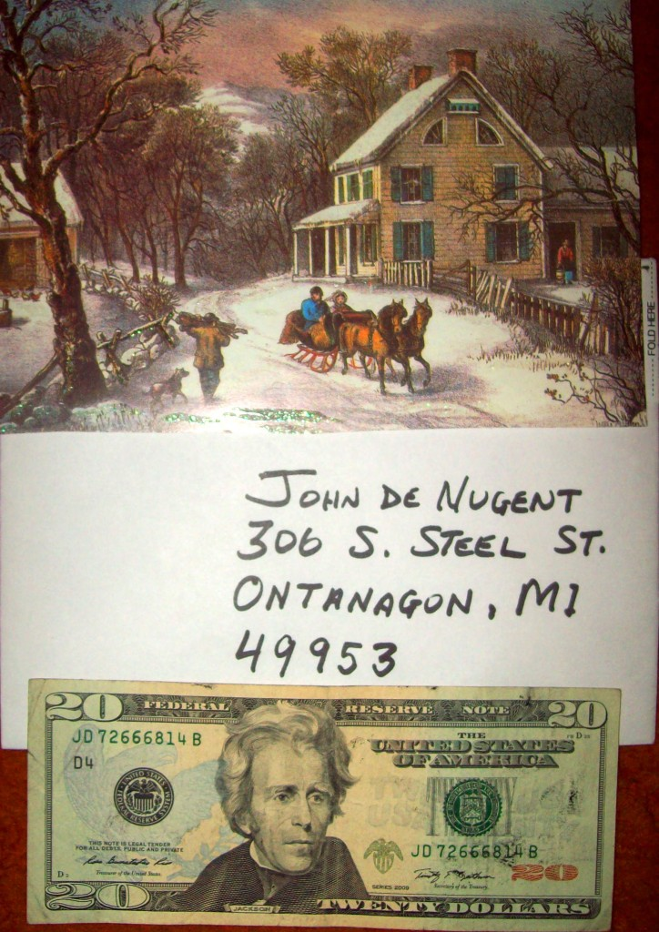Image result for john de nugent 20-dollar