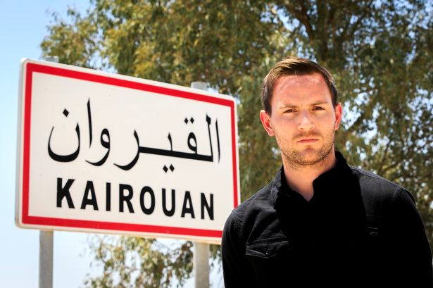 Dan-Warburton-at-Kairouan-Tunisia-daily-mirror-reporter-uk