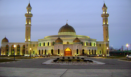 MOSQUE-in-Dearborn-Michigan-US