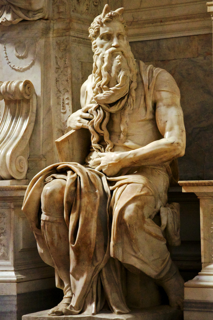 Michelangelo_Moses