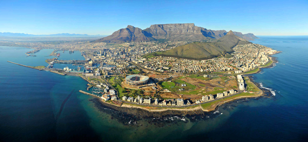 aerial-photograph-Capetown-South-Africa