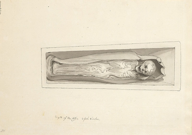 drawing-of-body-of-little-Hugh_of_Lincoln_body