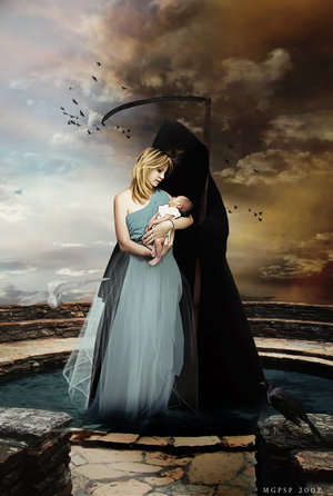 grim-reaper-blond-white-mother-baby