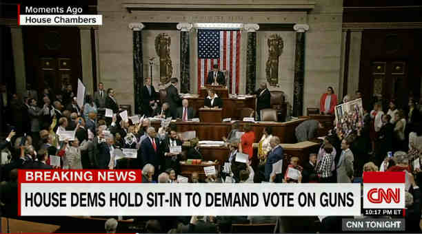 Gun-grabber outrage on House floor; Black Crime Matters: debunking the racist cop image; WHITE RESERVATIONS – -AN IDEA WHOSE TIME HAS COME