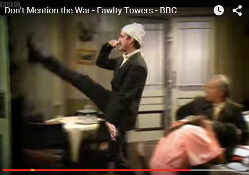 john-cleese-don-t-mention-the-war-goosestepping-germany-ns