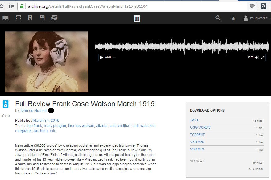 leo-frank-watson-march-1915-jdn-full-review-audiobook-archive-org