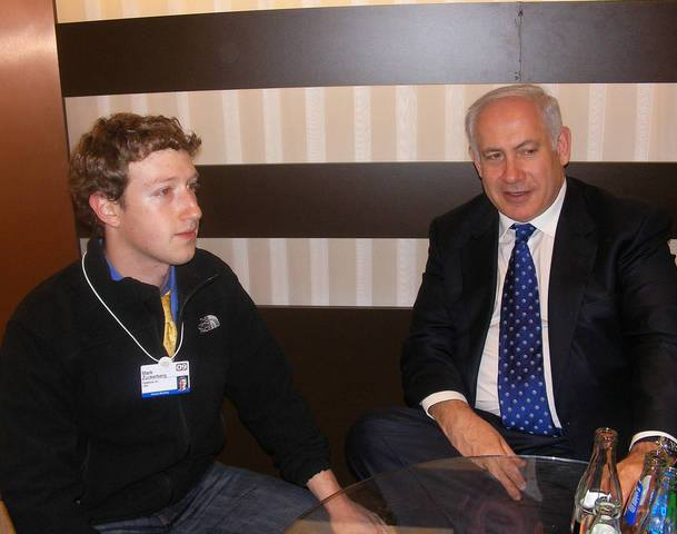 mark-zuckerberg-netanyahu