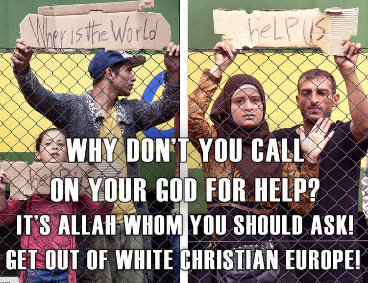 muslim-refugees-should-call-on-allah-not-white-christians