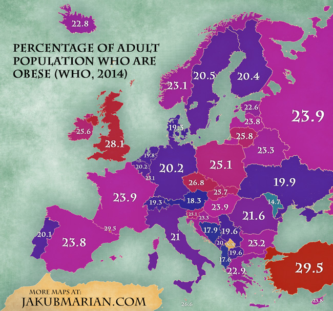 obese-map-europe