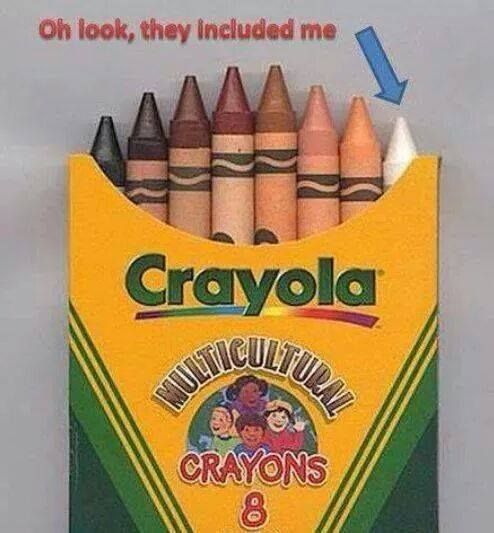 one-white-crayon