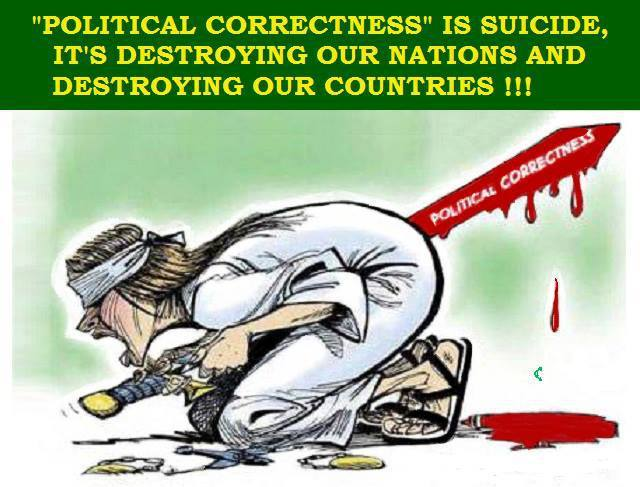 political-correctness-woman-stabs-self-bloody-sword