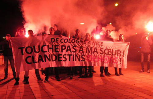 protest-torch-illegals-generation-identity-nice-France