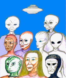 sketch-of--various-aliens-with-one-nordic