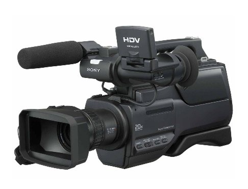 sony-HVR-HD1000U-miniDV-1080i-high-definition-camcorder