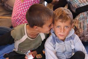 yazidi-boys-refugee-camp-syria