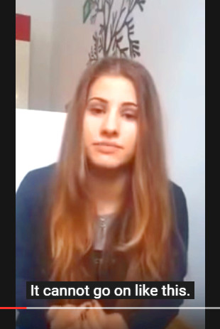 German sixteen-year-old girl BEGS and PLEADS German men to protect her; horrific video — screaming woman carried away by muslim rape mob; muslims demand Germans give up beer!