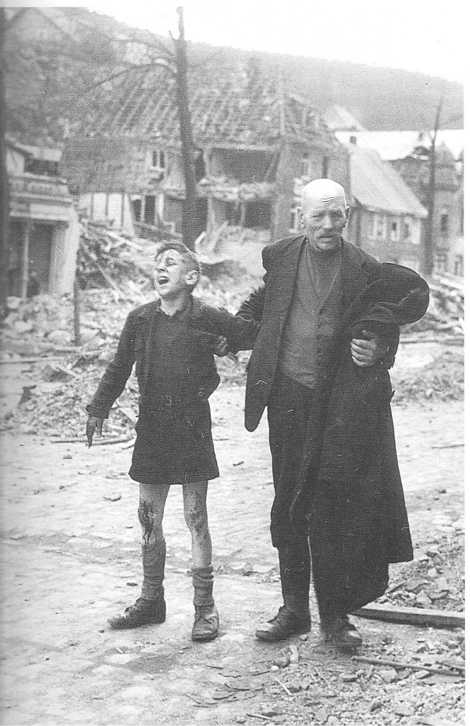 April 12 1945 Lenne Allies bombed right to the end