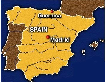 Guernica-map-spain