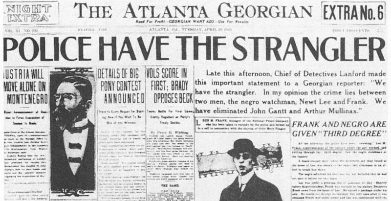 Leo-frank-atlanta-georgian-headline-police-have-the-strangler-