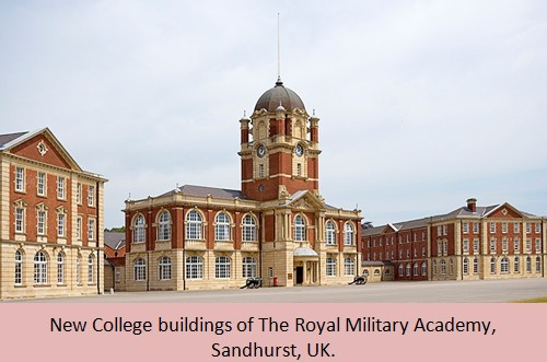 New-College-buildings-Sandhurst-UK