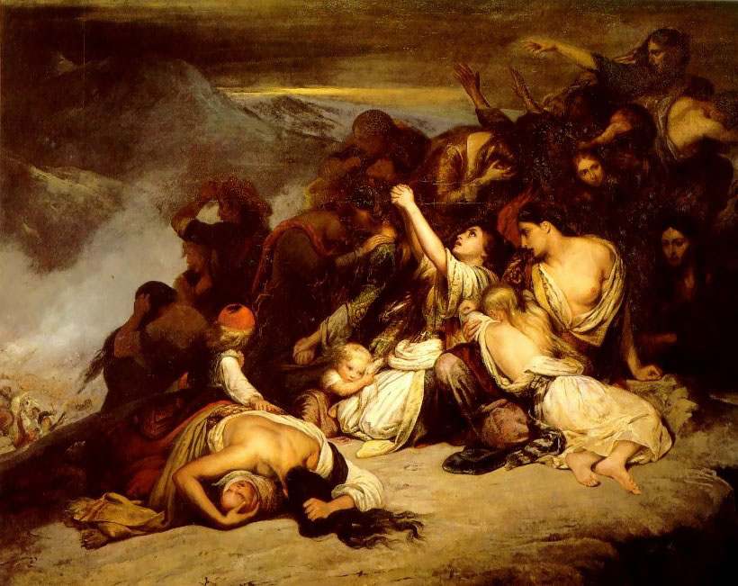 The_Souliot_Women_1827-suicide-faced-with-turks