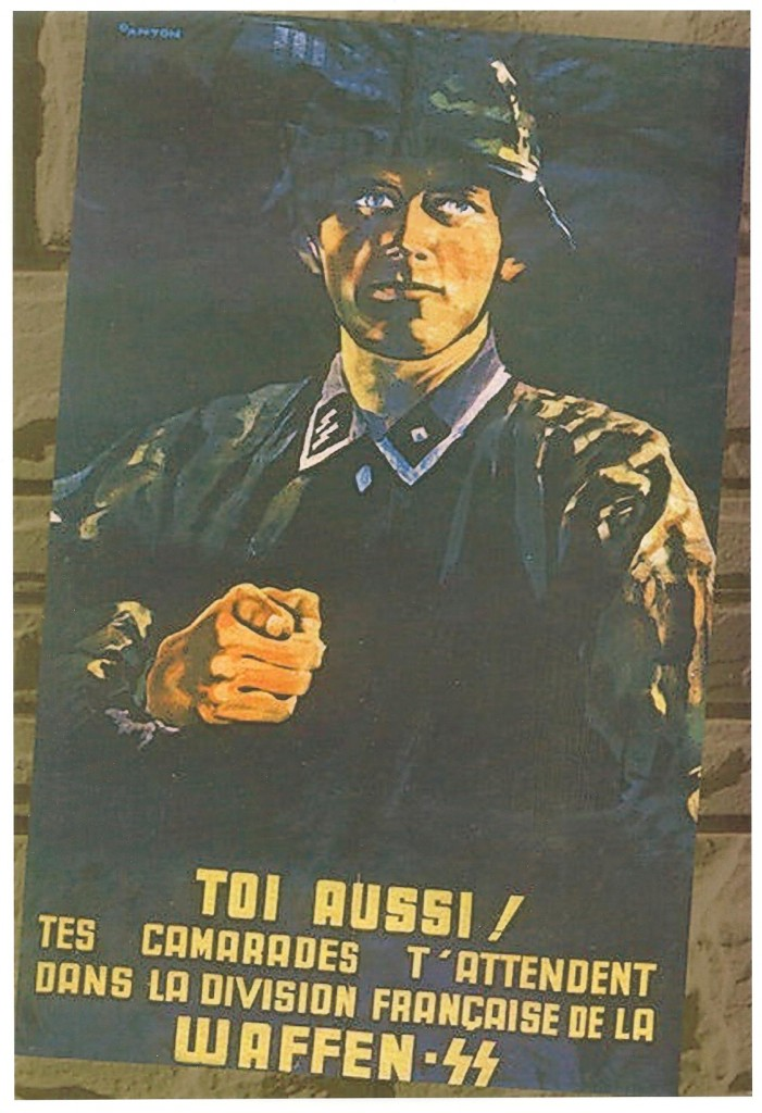 Toi-aussi-French- Waffen-SS-Division- Charlemagne