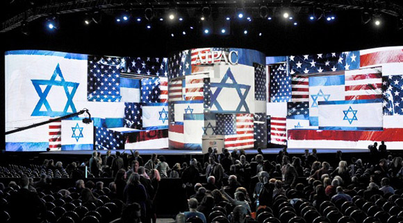 aipac-stage-star-of-david-2014