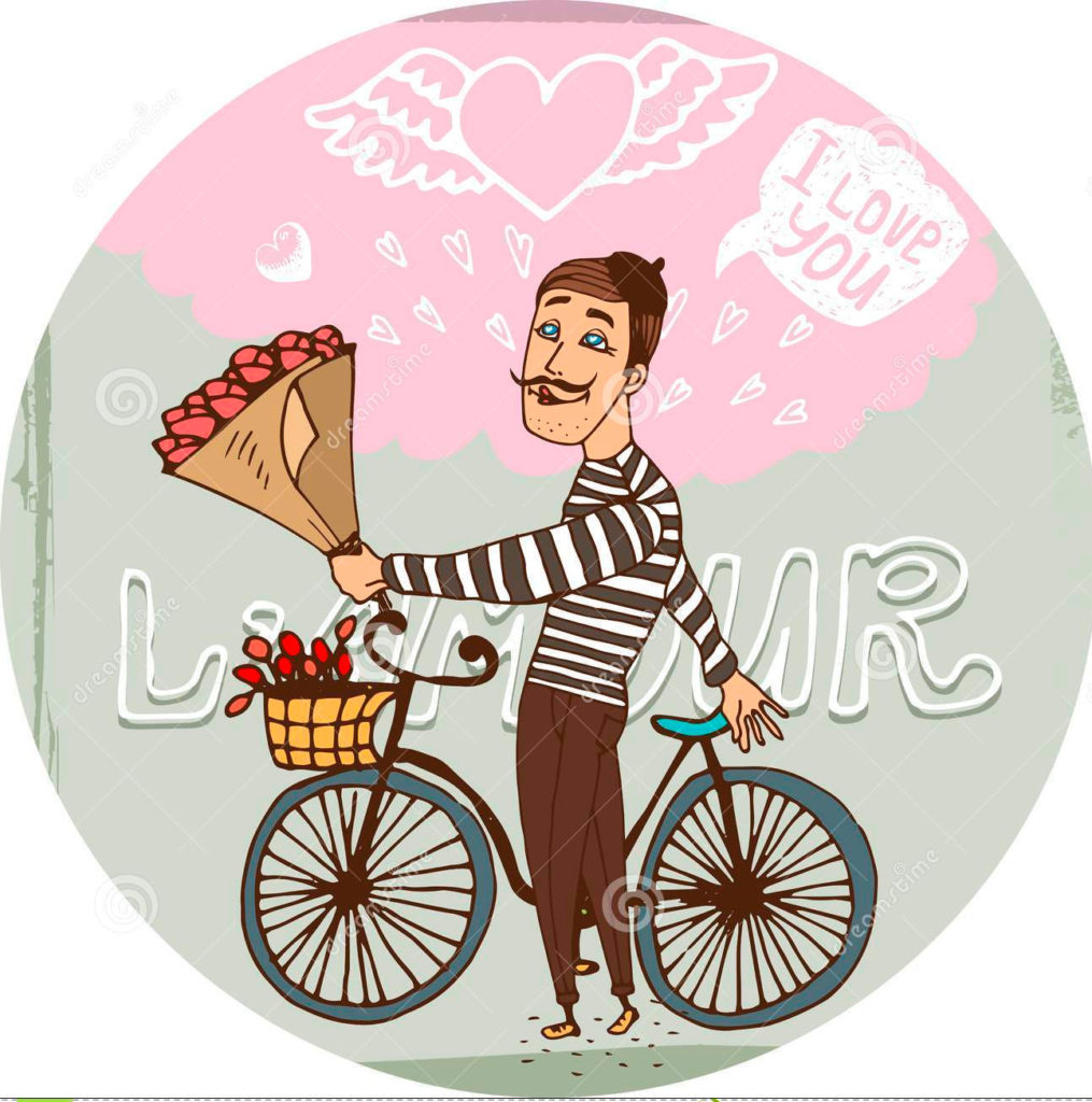 amorous-frenchman-loverboy-bicycle-red-roses-starry-eyed-bouquet-serenading-his-sweetheart