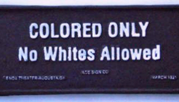 black-segregation-sign-colored-only-cast-iron_south