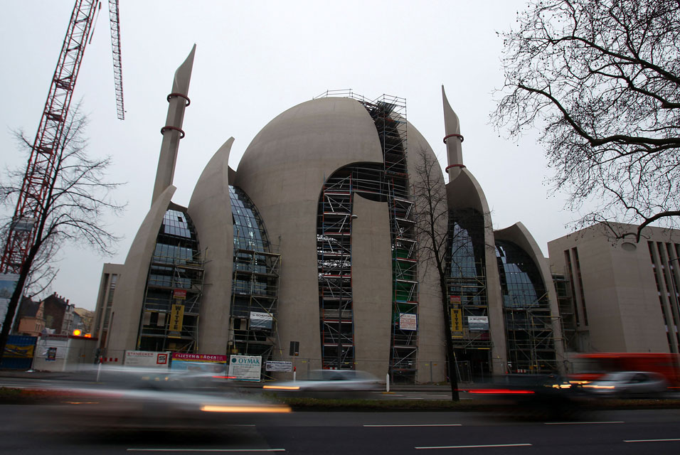 cologne-mosque