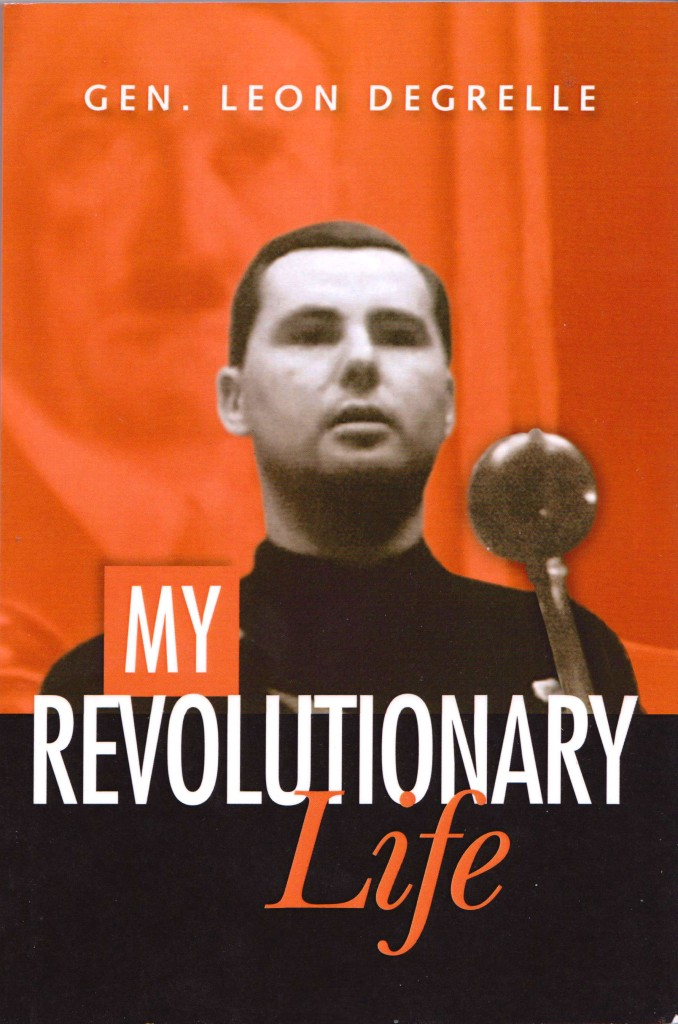 degrelle-my-revolutionary-life