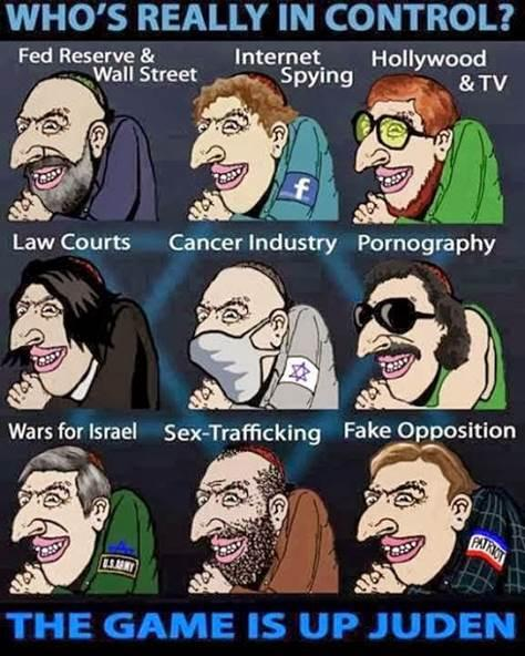 different-jew-roles-same-face