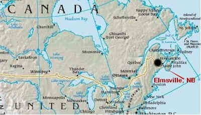 eastern-central-canada-fredericton-map