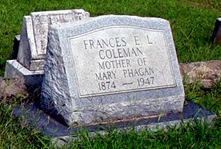 fannie-coleman-mother-mary-phagan-gravestone