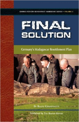 The Holocaust: The Final Solution Essays