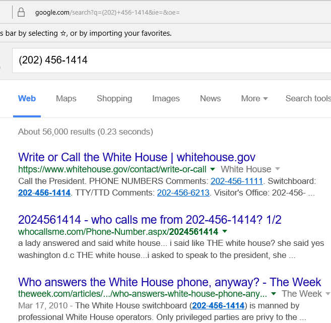 google-for-202-456-1414-white-house