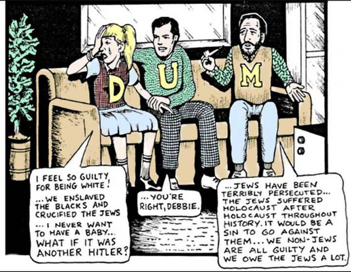 gullible-guilt-ridden-white-college-kids-cartoon