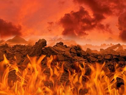 hell-burning-rocks
