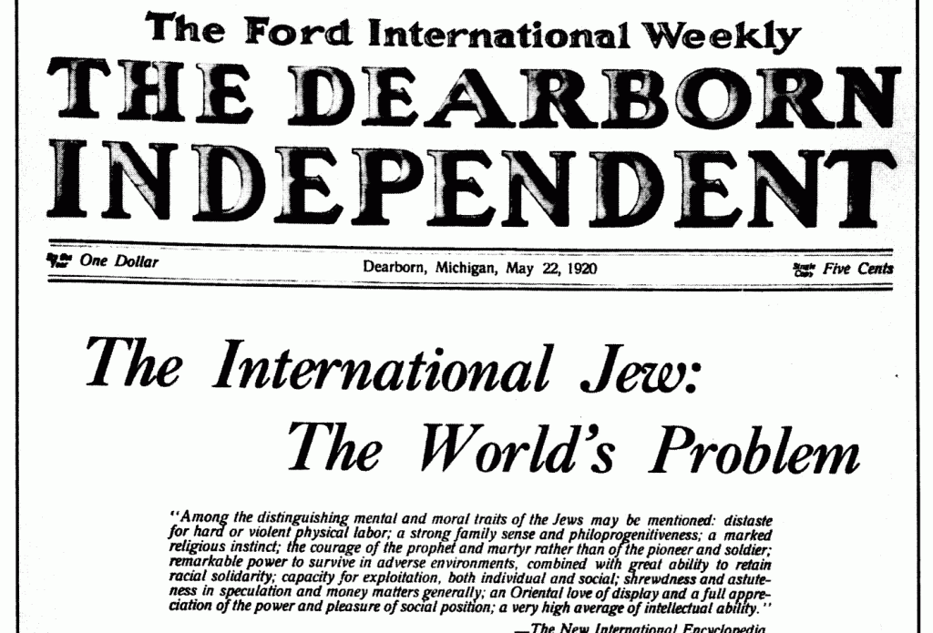 international-jew-dearborn-independent