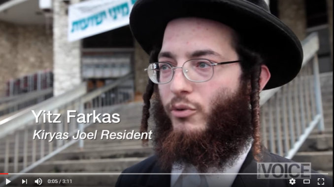 Crooked, welfare-scamming Orthodox Khazars take over NY town, driving even the regular Jews nuts