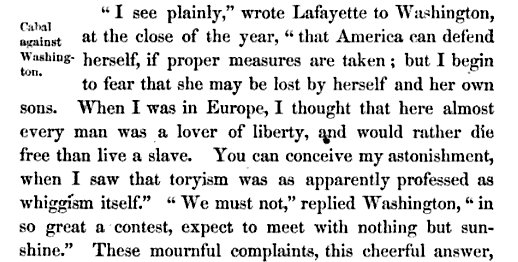 lafayette-to-washington-end-1777-not-all-support-freedom