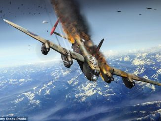 lancaster-bomber-britain-shot-down-wwii-alps