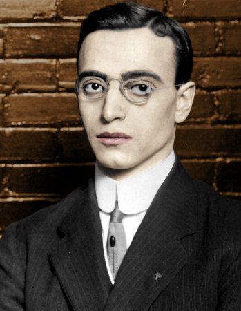 leo-frank-colorized-brick-wall