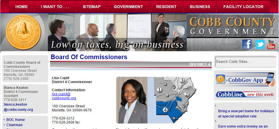 lisa-cupid-cobb-county-ga-commissioner-website