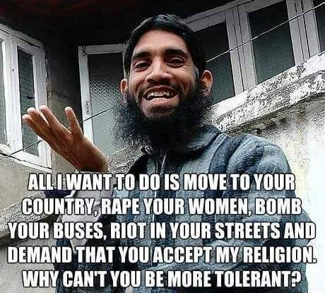 muslim-be-tolerant-we-just-want-to-rape