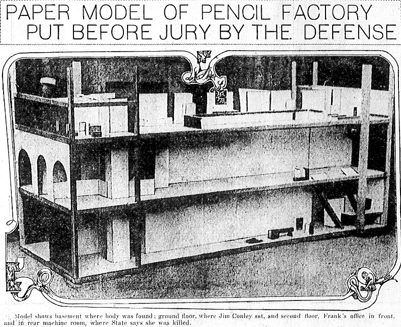 paper-model-national-pencil-factory-fopr-defense-frank-trial