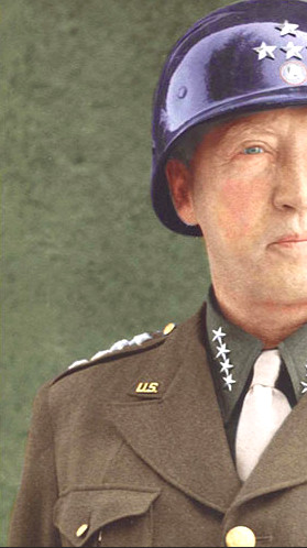 patton-half-face-facing-color-uniform-1945