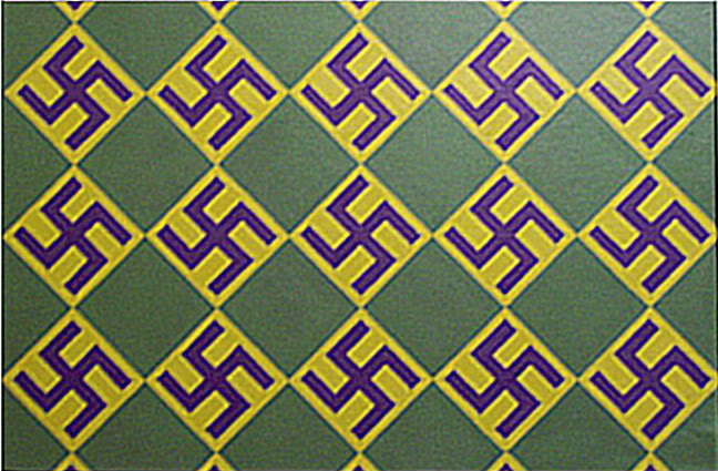 pete-greek-swastikas-green-gold