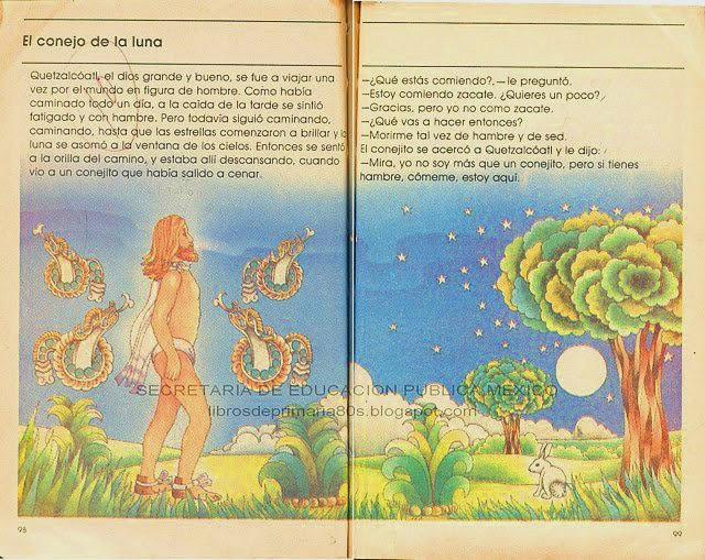 quetzalcoatl-mexican-intermediate-school-text-book