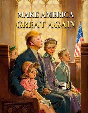 trump-white-family-make-america-great-again
